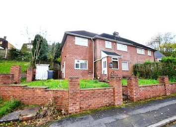 Thumbnail 4 bed semi-detached house for sale in Droitwich Close, Silverdale, Newcastle-Under-Lyme