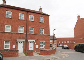 Thumbnail 4 bed town house to rent in Beckside, Norton, Malton