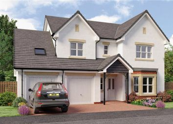 "Thumbnail 4 bed detached house for sale in ""Humber 4"" at Raeswood Drive, Glasgow"