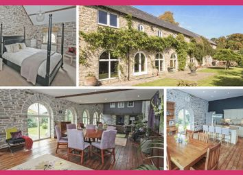 Thumbnail 4 bedroom detached house for sale in Lanelay Court, Talbot Green, Pontyclun