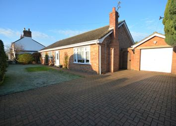 Thumbnail 3 bed detached bungalow for sale in Church Road, Mutford, Beccles
