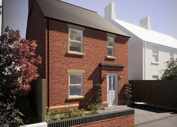 Thumbnail 4 bed detached house for sale in Millview Road, Ruskington, Sleaford