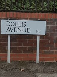 Thumbnail 2 bed flat to rent in Dollice Avenue, Finchley