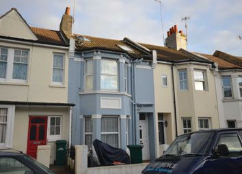 Thumbnail 6 bed terraced house to rent in Roedale Road, Brighton