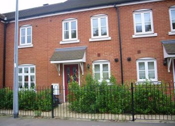 Thumbnail 2 bed terraced house to rent in Springham Drive, Mile End, Colchester