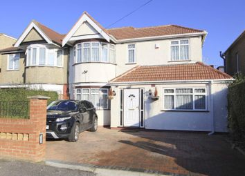 Thumbnail 4 bed semi-detached house for sale in Lulworth Gardens, Harrow