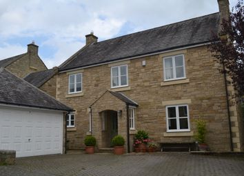 Thumbnail 4 bed detached house to rent in 6 Town Farm Close, Wall, Hexham, Northumberland