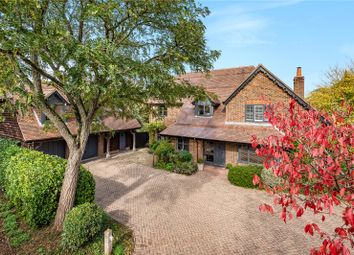 5 bed detached house for sale in Butts Green, Lockerley, Romsey, Hampshire SO51