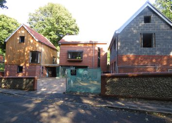 Thumbnail 3 bed detached house for sale in Burnt Hills, Cromer