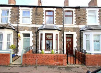 Thumbnail 2 bedroom terraced house for sale in Wyndham Road, Canton, Cardiff.