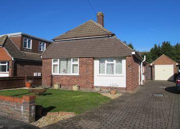 Thumbnail 2 bed detached bungalow for sale in Glyn Way, Stubbington, Fareham