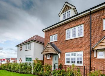 Thumbnail 4 bed end terrace house for sale in City Fields, Neil Fox Way, Wakefield