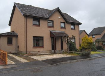 Thumbnail 3 bed semi-detached house for sale in Redwing Gardens, Wishaw