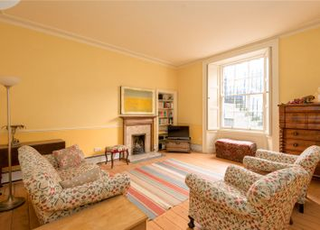 Thumbnail 4 bed flat for sale in Drummond Place, New Town, Edinburgh
