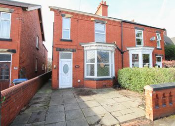 Thumbnail 3 bed semi-detached house to rent in Avenue Road, Chesterfield