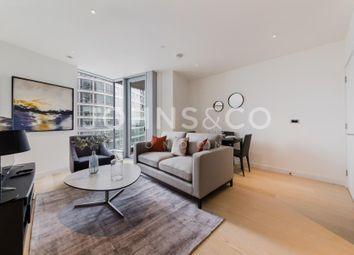 Thumbnail 1 bed flat for sale in Charrington Tower, Fairmont Avenue, London