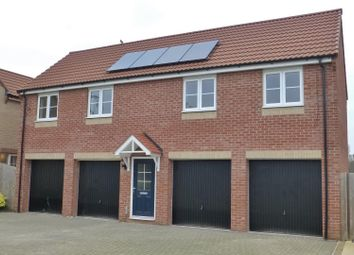 Thumbnail 2 bed property to rent in Stud Road, Barleythorpe, Oakham
