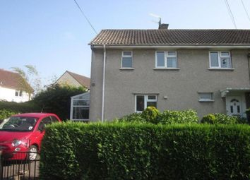 Thumbnail 3 bed semi-detached house for sale in Westfield Drive, Backwell, Bristol