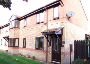 Thumbnail 2 bed flat for sale in Ladywell Close, Stretton, Burton-On-Trent