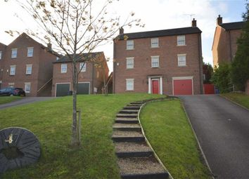 Thumbnail 4 bedroom detached house for sale in Cornmill Lane, Tutbury, Staffordshire