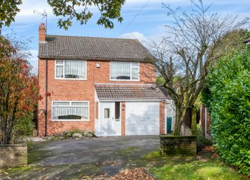 Thumbnail 3 bed detached house for sale in Cottage Drive, Marlbrook, Bromsgrove