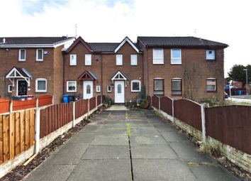 Thumbnail 2 bed terraced house for sale in Rainbow Drive, Halewood, Liverpool, Merseyside