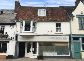 Thumbnail 2 bed maisonette for sale in Winchester Street, Salisbury