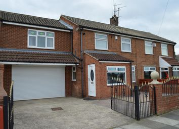Thumbnail 3 bedroom semi-detached house for sale in Rydal Avenue, Grangetown, Middlesbrough