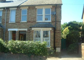 Thumbnail 5 bed semi-detached house to rent in Magdalen Road, Oxford