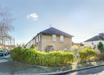 Thumbnail 3 bed end terrace house for sale in Howsman Road, London