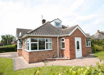 Thumbnail 3 bed detached bungalow for sale in Palmer Road, Retford, Nottinghamshire