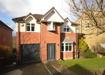 Thumbnail 5 bed detached house for sale in Crofters Lea, Yeadon, Leeds