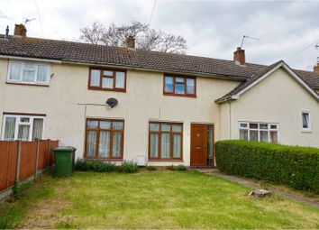 Thumbnail 2 bed terraced house for sale in Rosewood Close, Lincoln