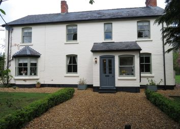 Thumbnail 4 bedroom detached house to rent in Kingsland, Leominster