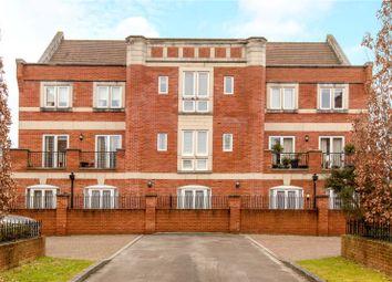 Thumbnail 2 bedroom flat for sale in Abbey Gardens, Upper Woolhampton, Reading, Berkshire