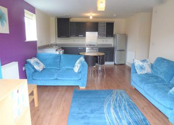 Thumbnail 2 bedroom flat to rent in Border Court, Coventry