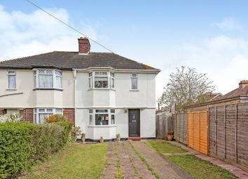 3 bed semi-detached house for sale in Northway Road, Croydon CR0