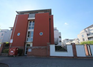 Thumbnail 2 bed flat for sale in Watkin Road, Freemens Meadow, Leicester