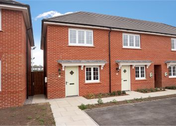Thumbnail 2 bed end terrace house for sale in 7 Foxglove Drive, Highburton