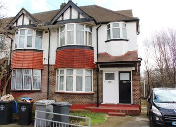 Thumbnail 1 bed flat for sale in Southview Avenue, Neasden