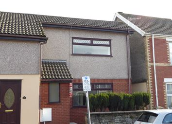 Thumbnail 3 bed end terrace house for sale in Commercial Street, Kenfig Hill, Bridgend.
