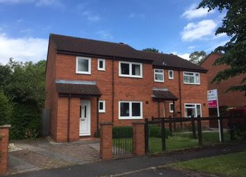 Thumbnail 3 bed semi-detached house to rent in Compton Road, Wendover, Aylesbury
