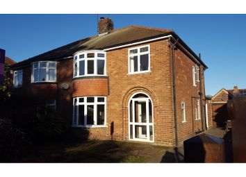 Thumbnail 3 bedroom semi-detached house for sale in Windmill Rise, York