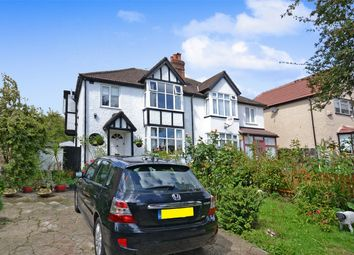 Thumbnail 4 bed semi-detached house for sale in Watford Road, Wembley, Middlesex