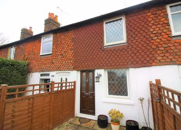 Thumbnail 1 bed cottage to rent in London Road, Dunton Green, Sevenoaks
