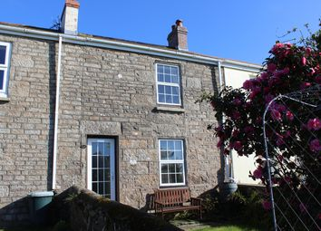 Thumbnail 2 bed cottage for sale in Pleasant Terrace, St Just
