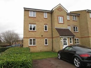 Thumbnail 2 bed flat for sale in Prestatyn Close, Stevenage