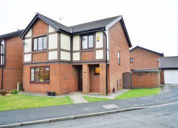Thumbnail 4 bed detached house for sale in Aldford Drive, Atherton, Manchester