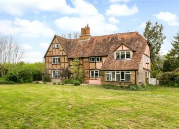 Thumbnail 4 bed detached house to rent in Nether Winchendon, Aylesbury, Buckinghamshire
