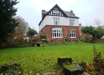 Thumbnail 6 bed detached house for sale in Vicarage Avenue, Off Burton Road, Derby